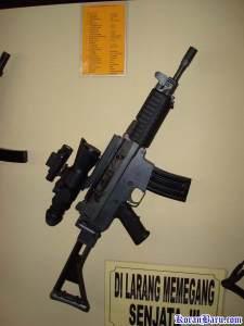senjata baru buatan Indonesia ss-13 infoinfo unik