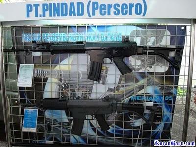 senjata baru buatan Indonesia ss-10 infoinfo unik